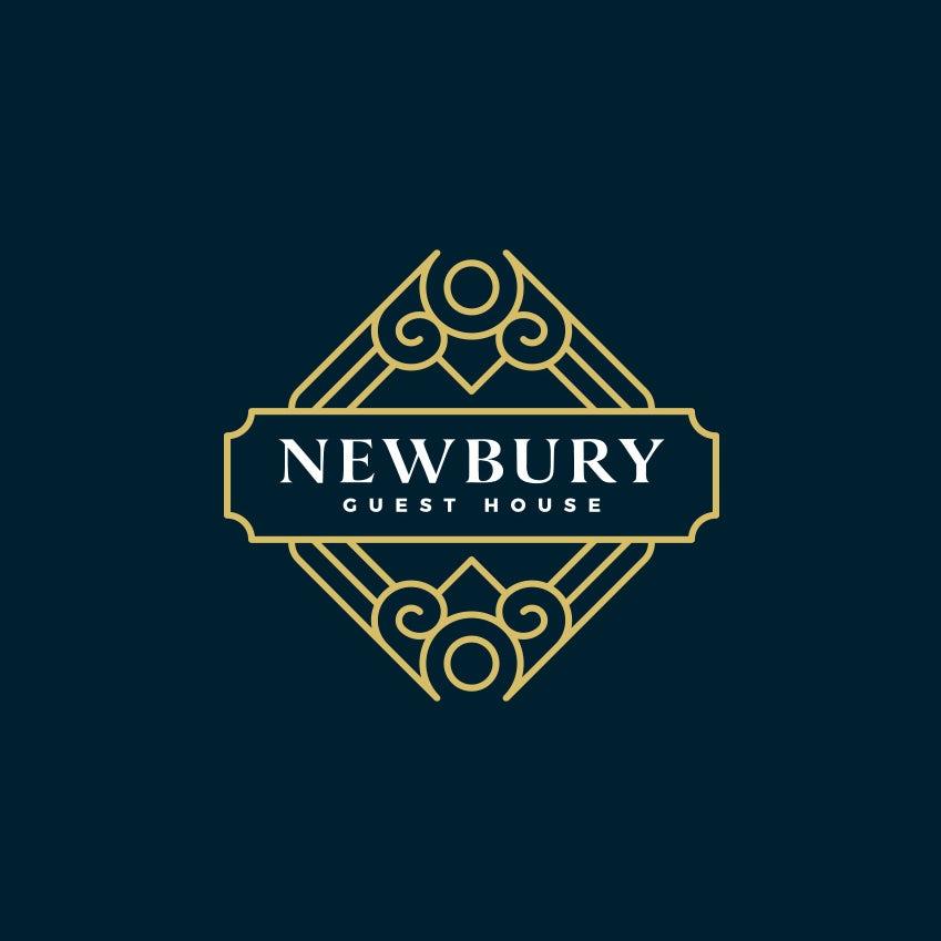 elegant graphic hotel logo