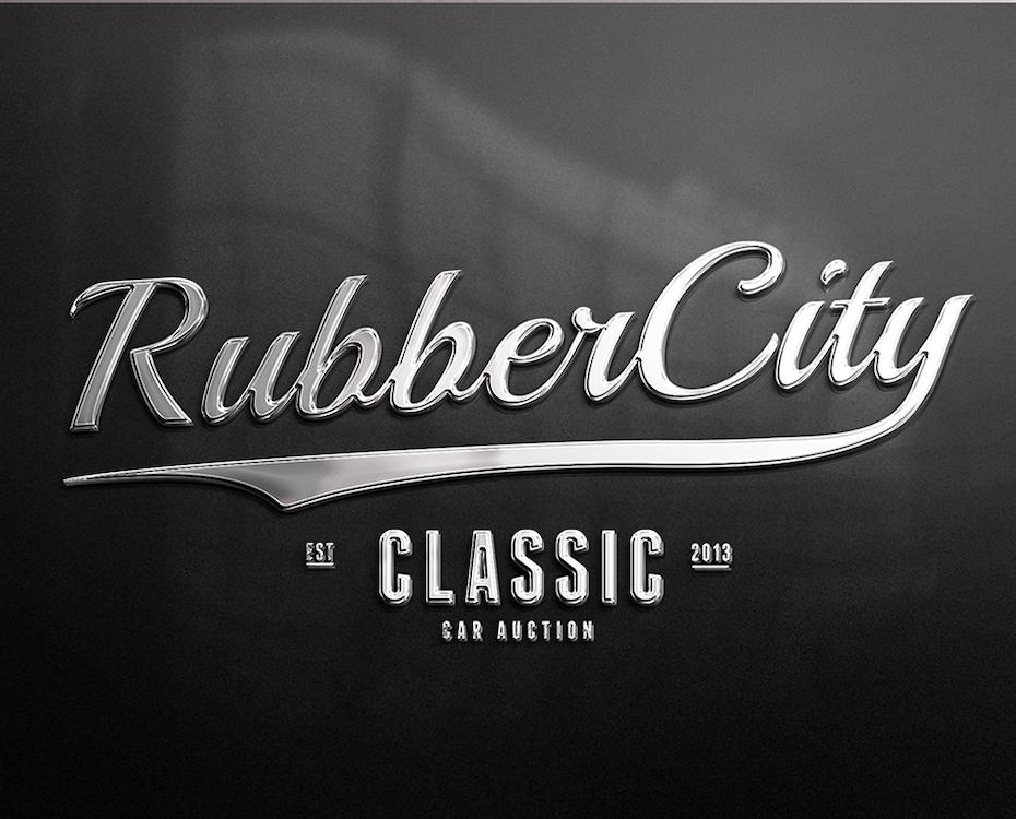 RubberCity Classic logo