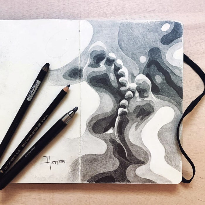 yokaona sketchbook