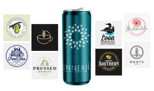 33 delicious beverage and drinks logos that will quench your thirst