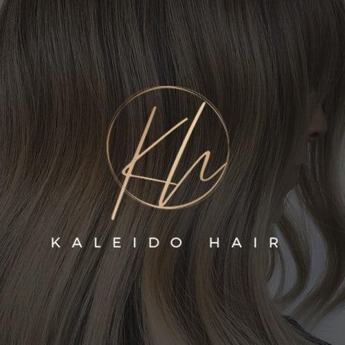 minimal handlettered salon logo