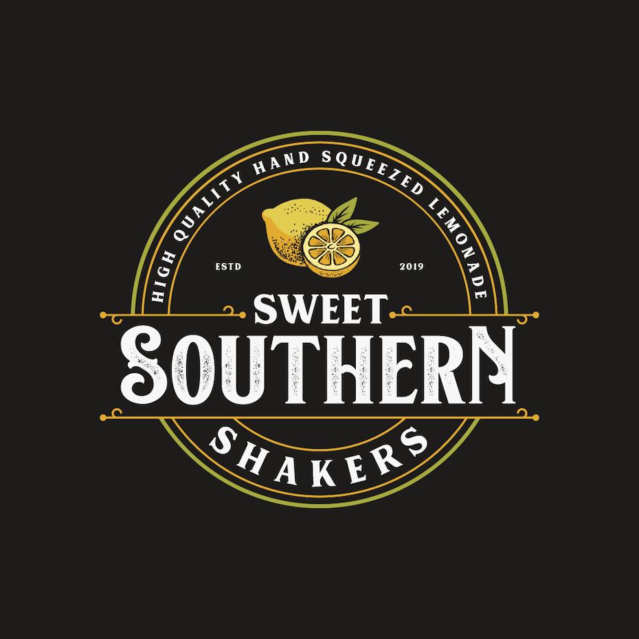 vintage lemonade logo