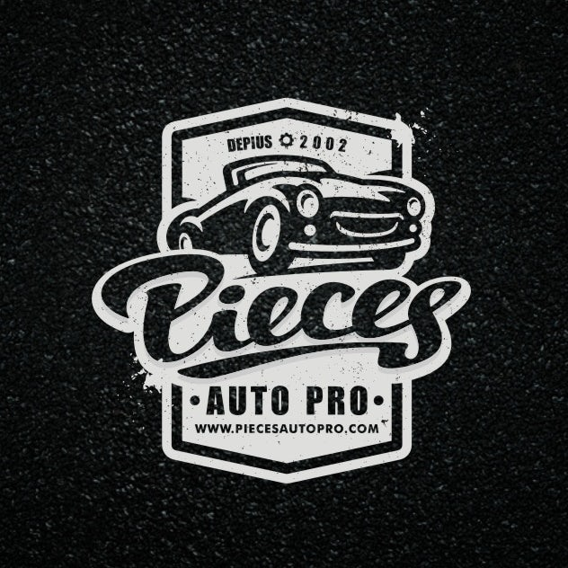 vintage cartoon car logo