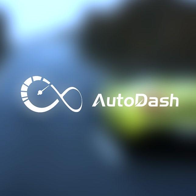 minimalist car logo design