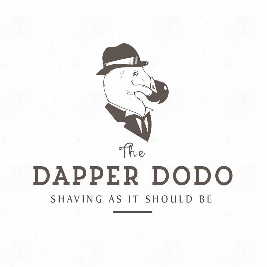 Logo with dodo mascot