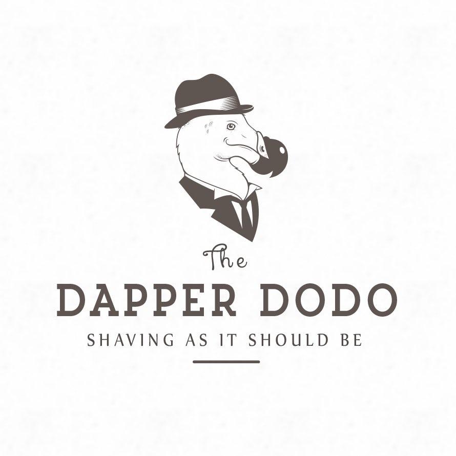 Logo with dodo mascot