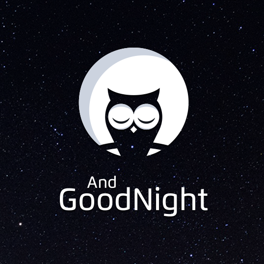logo pour AndGoodNight