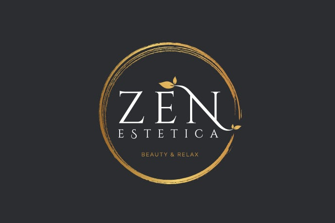 zen salon and spa logo