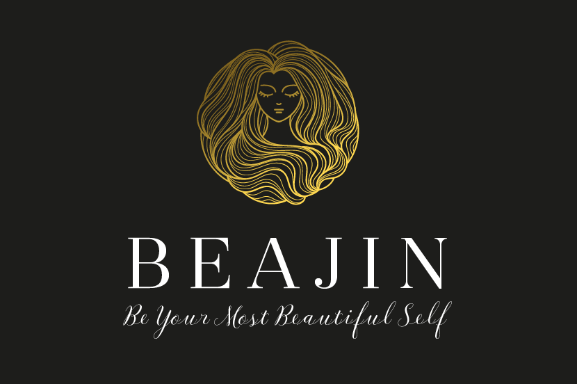 elegant feminine salon logo