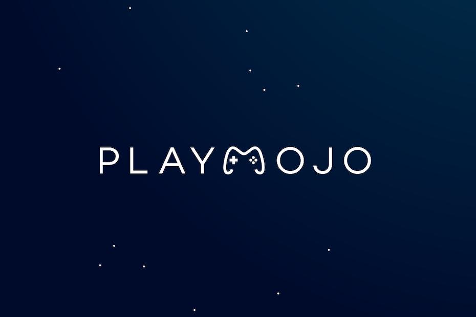 A minimal responsive gaming logo design
