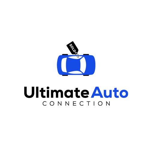 modern illustrated car logo