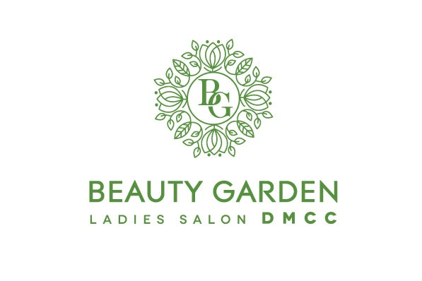 Beauty Garden Ladies Salon Logo