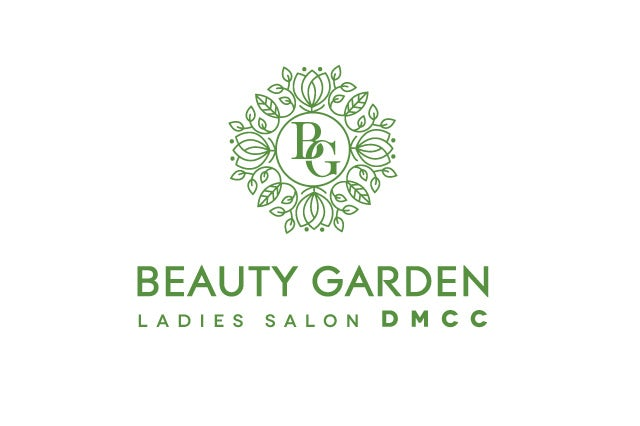 Beauty Garden Ladies Salon Logo