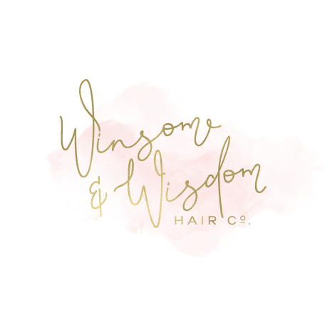 quirky and whimsical logo with handlettering