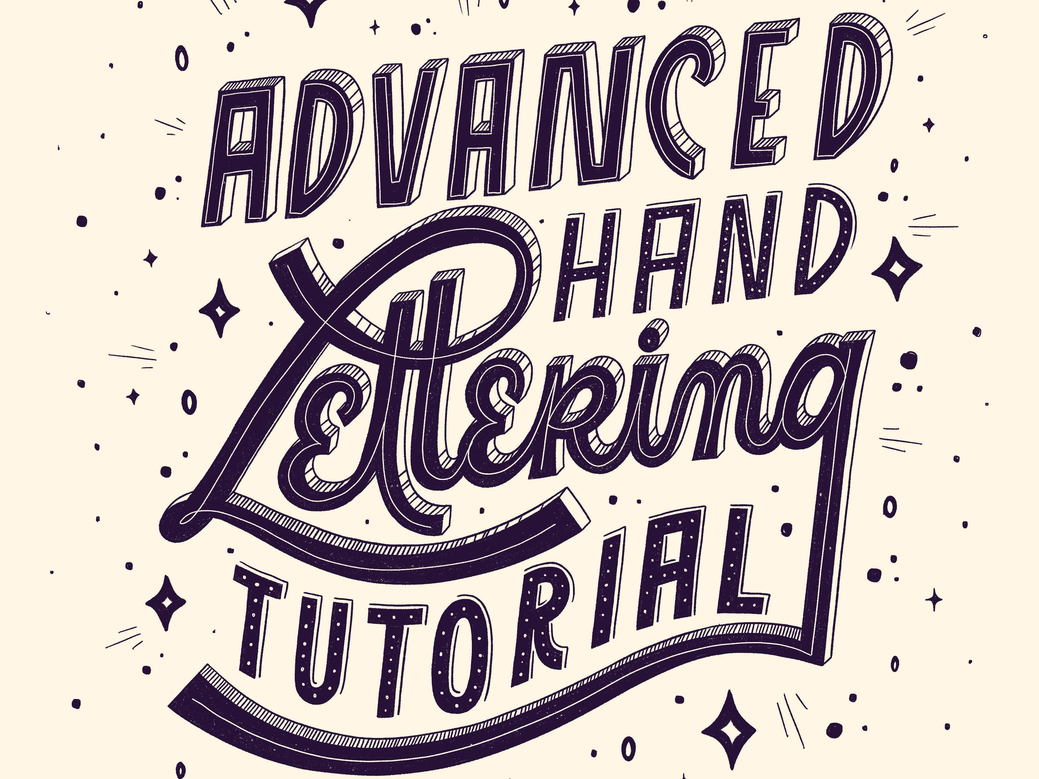 Advanced Hand Lettering Tutorial Quotes And Sentences 99designs