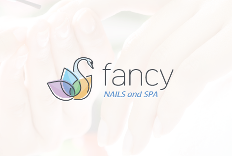 Fancy Nails and Spa Logo