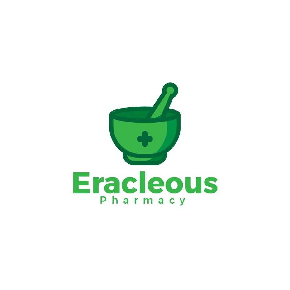 Eracleous Pharmacy logo