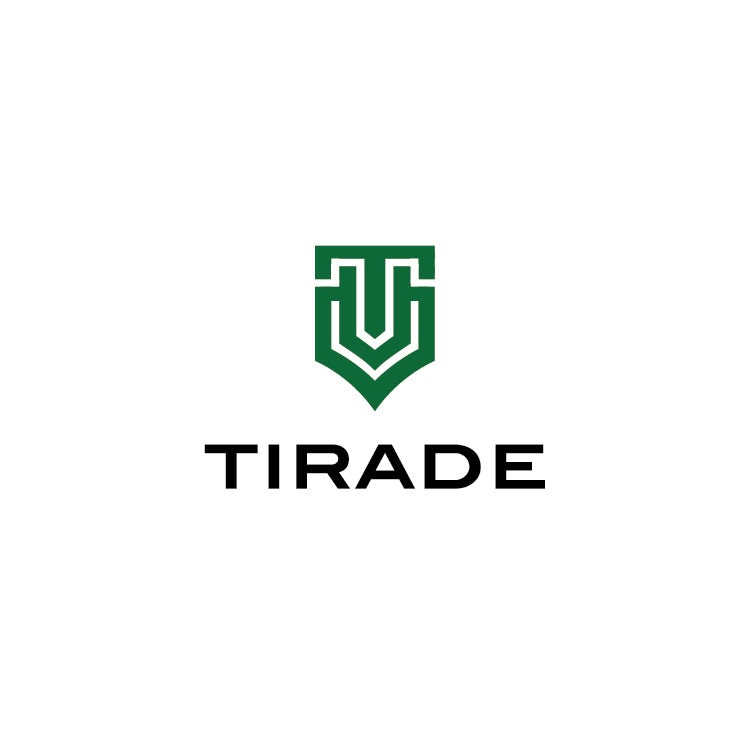 "green shield logo encompassing the letter ""T"""