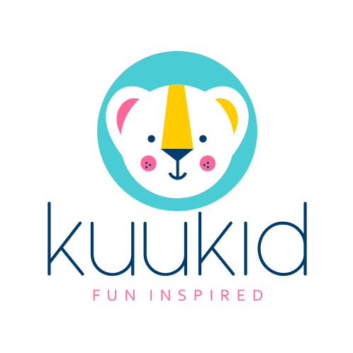 colorful bear logo