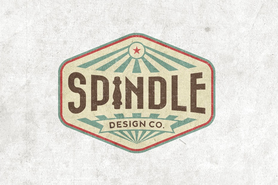 Spindle Design Co. logo