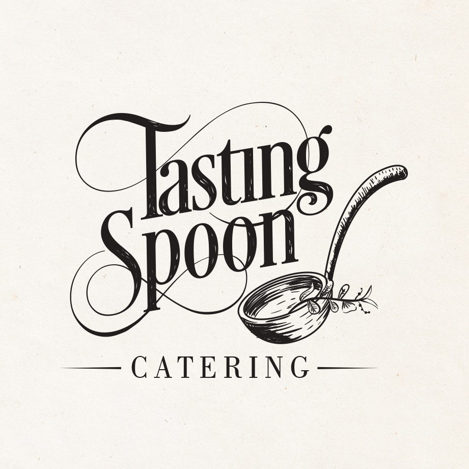 Tasting Spoon Catering logo