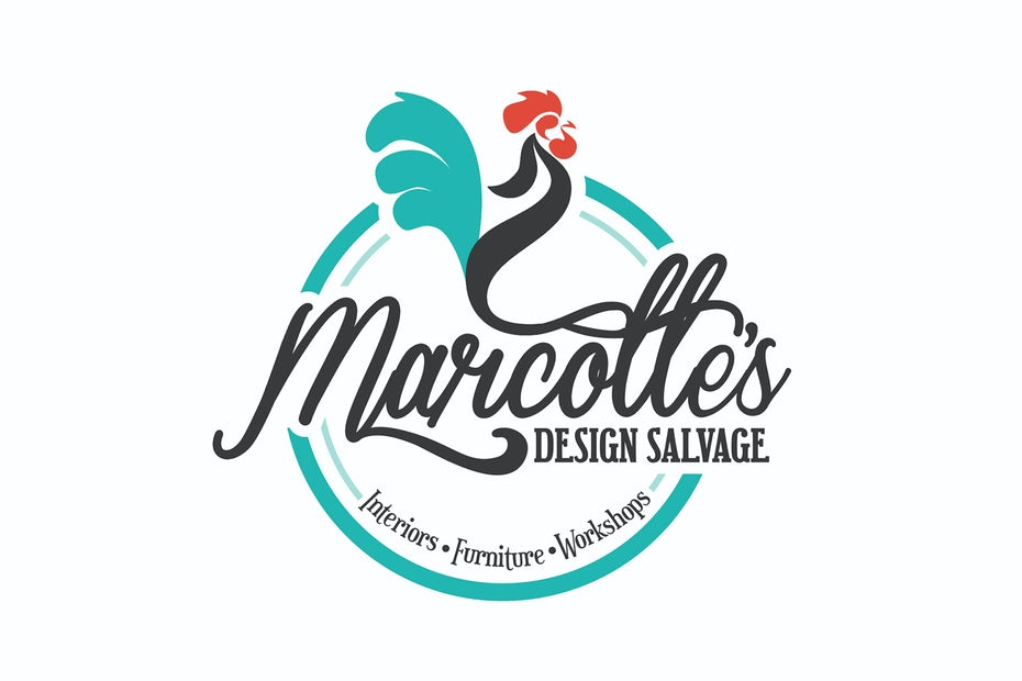 Marcotte's Design Salvage logo