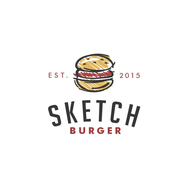 Sketch Burger logo