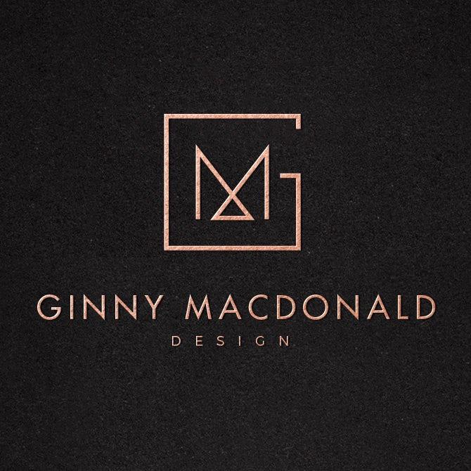 Ginny Macdonald Design logo
