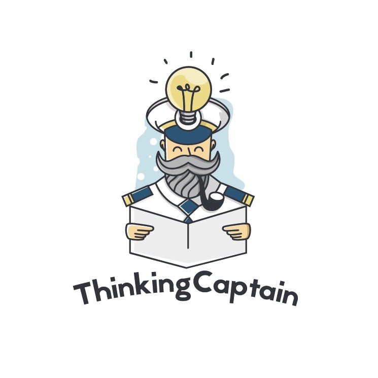 Thinking Captain Logo