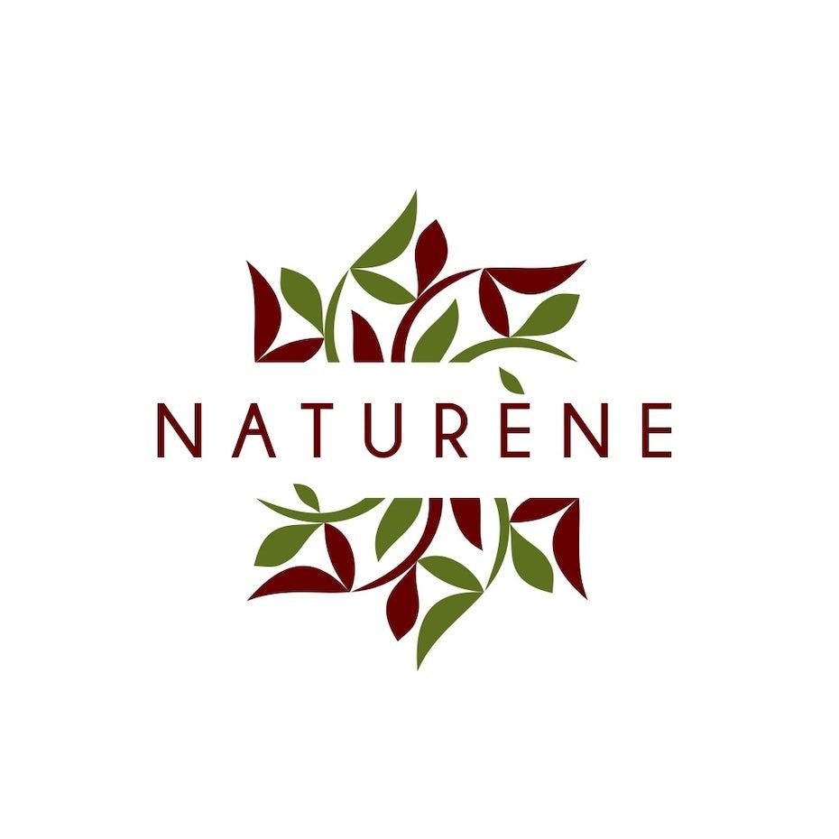 Naturene logo