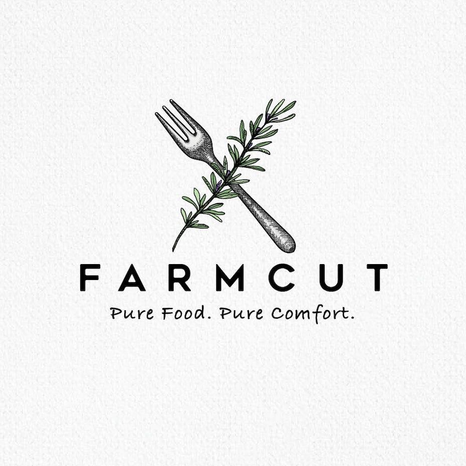 Farmcut logo