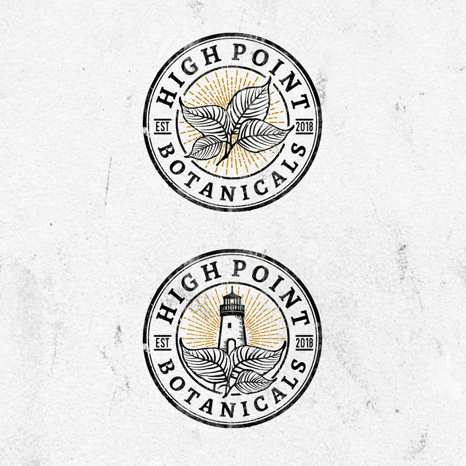High Point Botanicals logo
