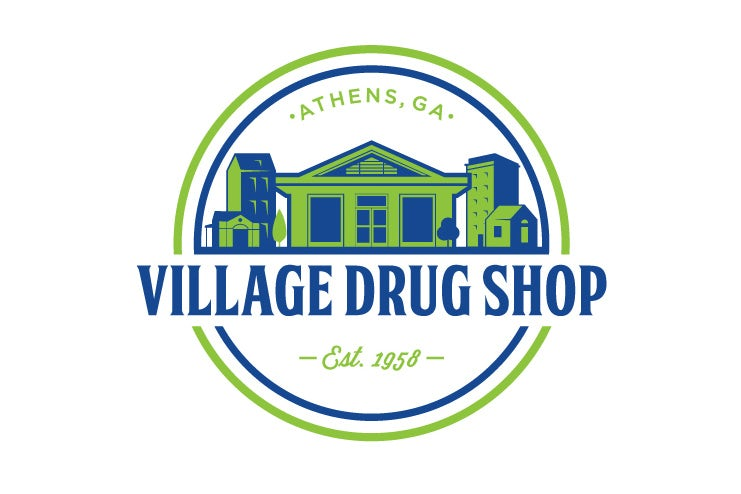 Village Drug Shop logo