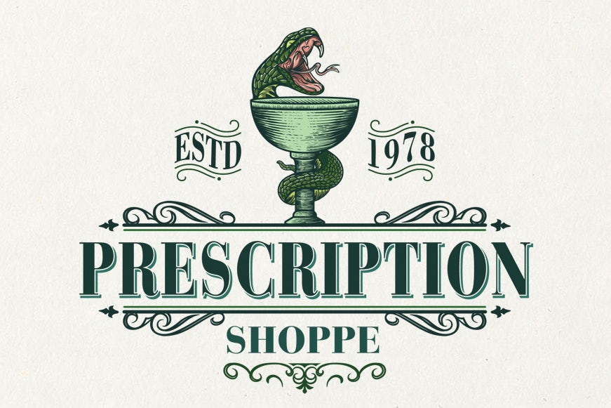 Prescription Shoppe logo