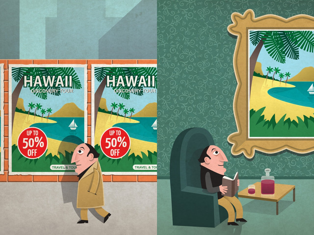 Graphic Illustration And The Difference Between Graphic Design And Illustration 99designs