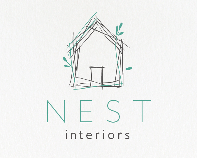 Nest Interiors logo