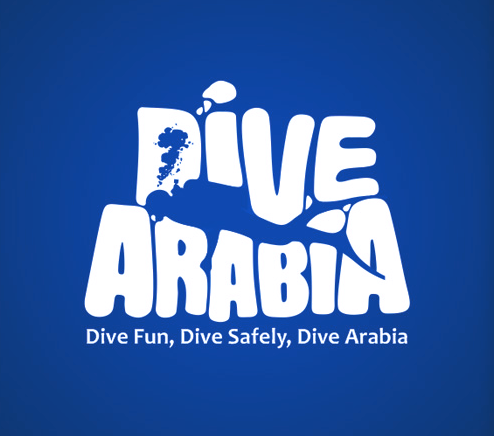 Dive Arabia logo