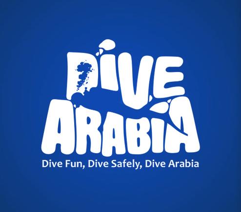 Dive Arabia logo