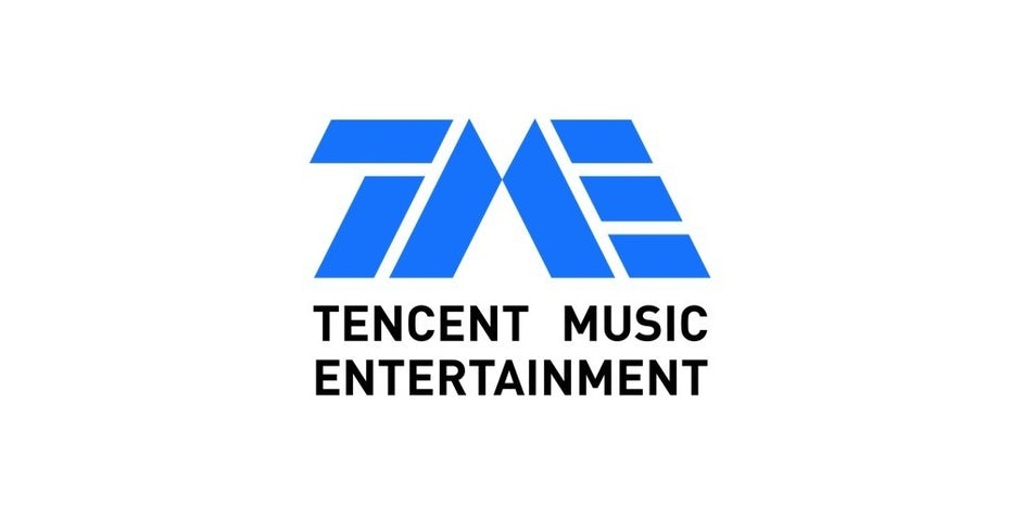 Music subsidiary logo for Tencent