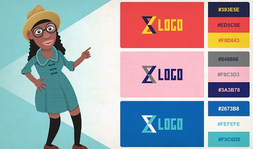 24 logo color combinations to inspire your next logo design