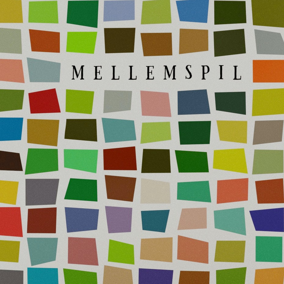 Mellemspil album cover