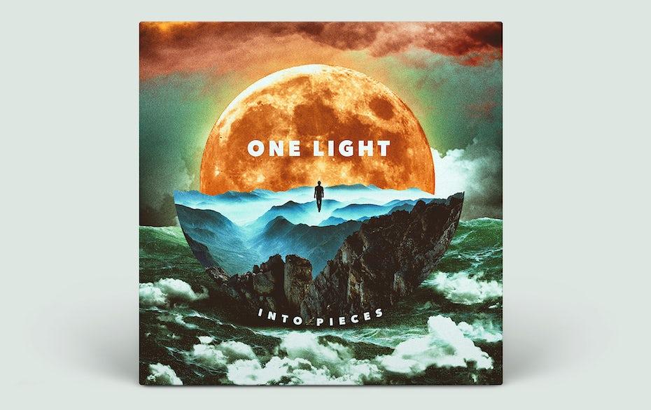 Portadas, álbum One Light