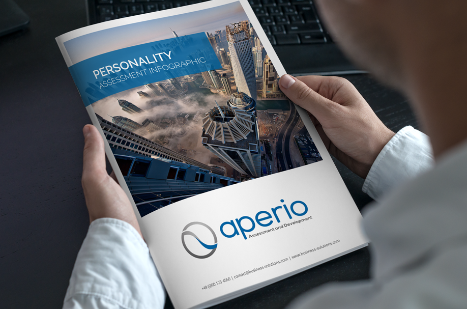aperio branding flyer