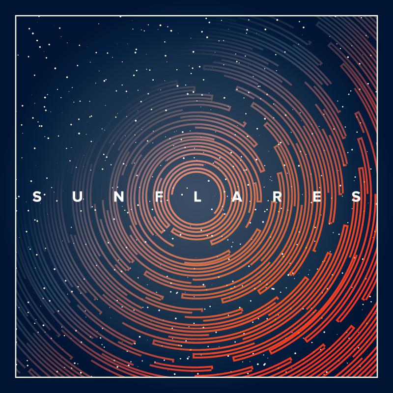 Sunflares album cover