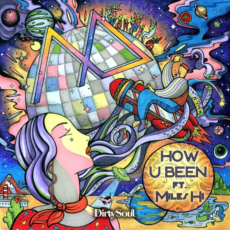 portadas del album de U Been