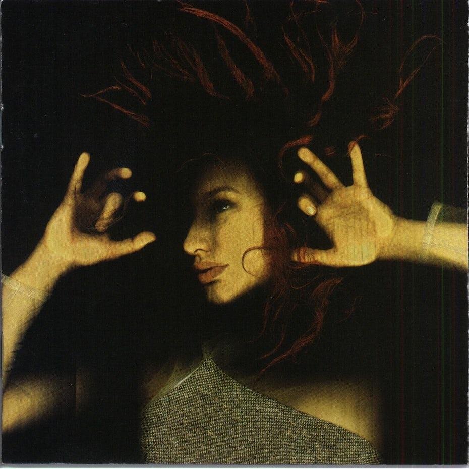 portadas, disco del hotel Choirgirl.