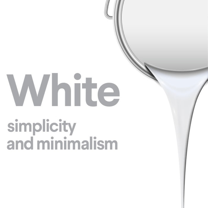 The meaning of white