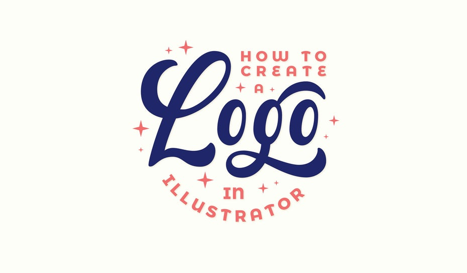 how to create a logo in illustrator tutorial
