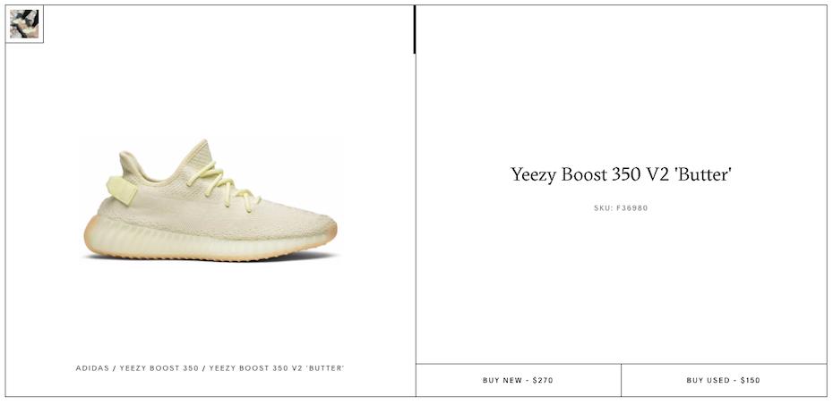 yeezy shoe kanye adidas