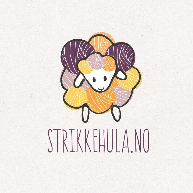 Strikkehula logo